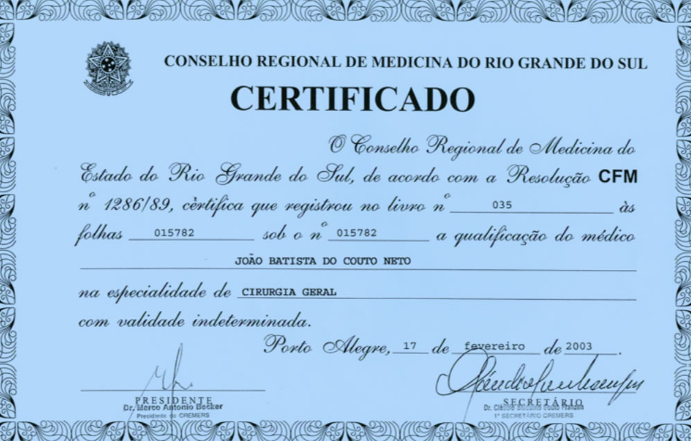 DR COUTO